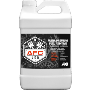 AFC-705 Diesel Fuel Catalyst & Tank Cleaning Additive - 1 Gallon