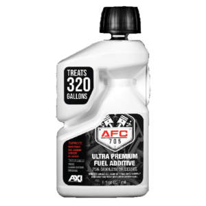 AFC-705 Diesel Fuel Catalyst & Tank Cleaning Additive - 8-oz bottle