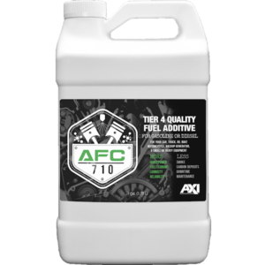 AFC-710 Diesel Fuel Catalyst & Tank Cleaning Additive - 1 Gallon
