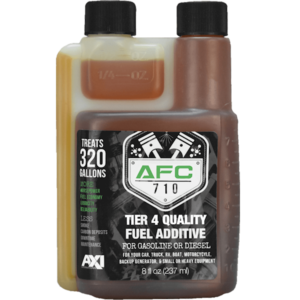 AFC-710 Fuel Catalyst & Tank Cleaning Additie - 8-oz Bottle