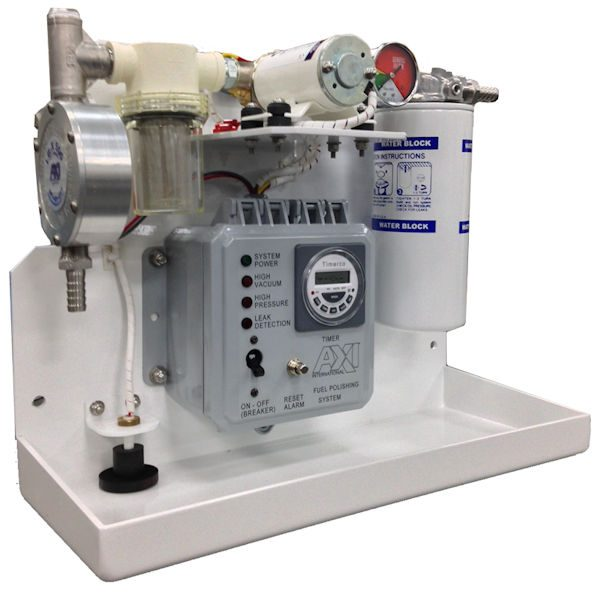 FPS DX-S Compact Fuel Polishing System