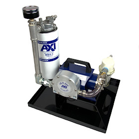 TK Series Portable Tank Cleaning System - Diesel Fuels