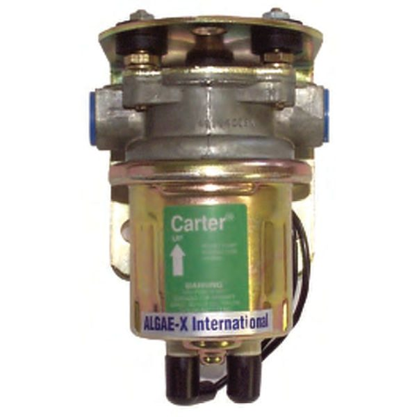 Carter Fuel Pump - 12V & 24V