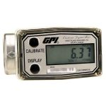 DM-03 Flow Meter – 0.3 to 3  GPM – 1″ NPT