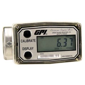 DM-3 Digital Flow Meter