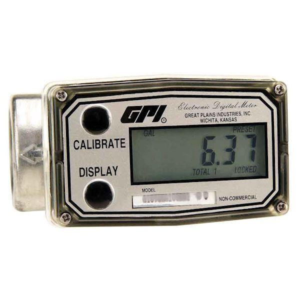 DM-3 Digital Flow Meter