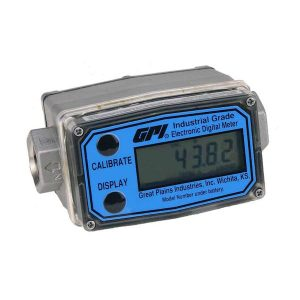 DM-10 Digital Flow Meter