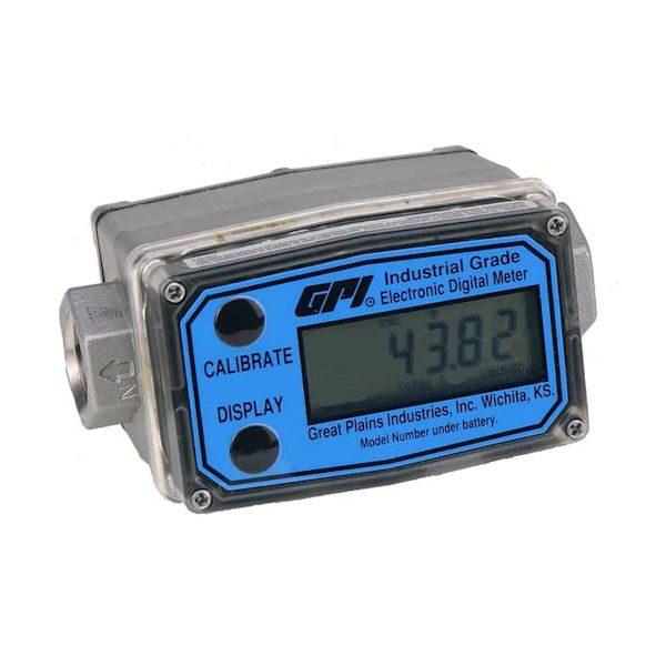DM-10 Digital Flow Meter