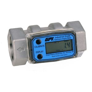 DM-100 Digital Flow Meter