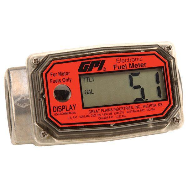DM-30 Digital Flow Meter