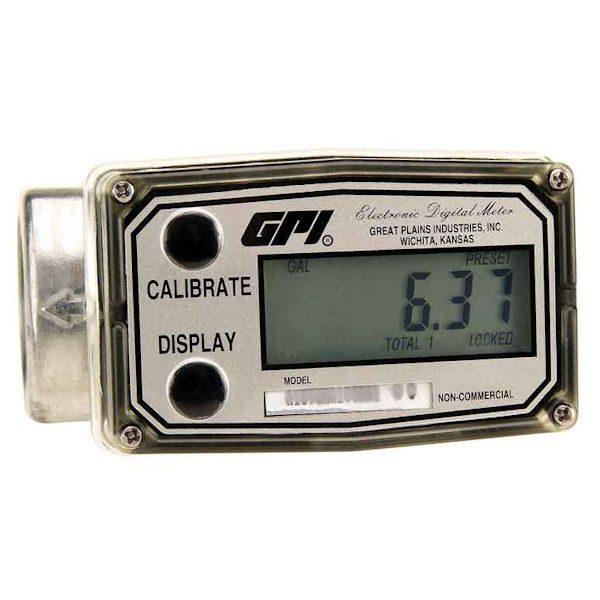 DM-50 Digital Flow Meter