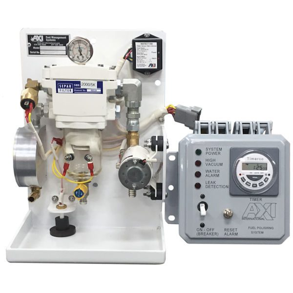 FPS Compact Fuel Polishing and Tank Cleaning System