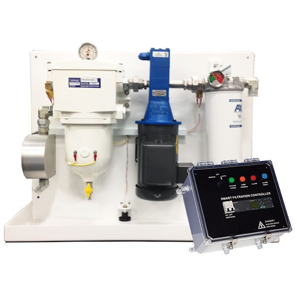 FPS LX-F Compact Fuel Polishing System