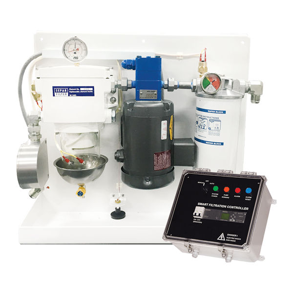 FPS MX-F Fuel Polishing & Tank Cleaning System