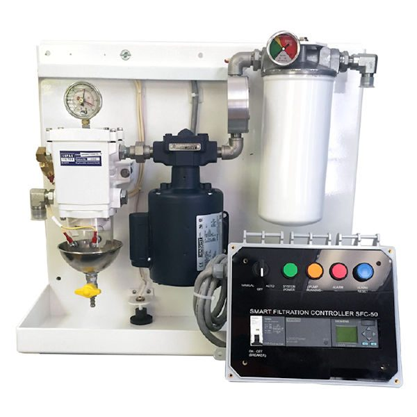 FPS SX-F Compact Fuel Polishing System