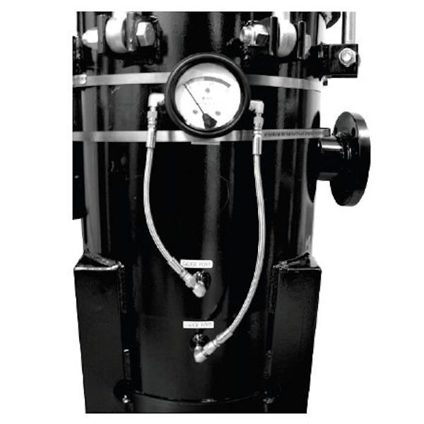 Differential Pressure Gauge for FV-500