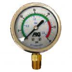 PG-30 – Pressure Gauge – 0-30 PSI