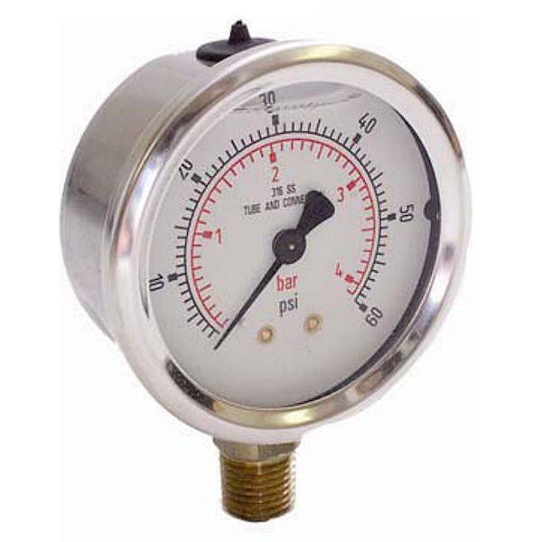 PG-60 Pressure Gauge