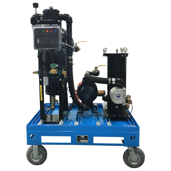 MTC HC-50 Pallet Mounted Tank Cleaning System