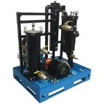 MTC HC-90 – Pallet Mounted Mobile Fuel Maintenance System – 600 to 5,400 GPH