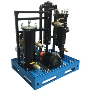 MTC HC-90 Pallet Mounted Mobile Tank Cleaning System