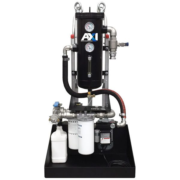 MTC X Mobile Tank Cleaning System
