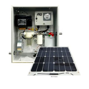 SFM 1080 Solar Powered Tank Cleaning System