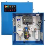 STS 6004 – Enclosed Programmable Automated Fuel Maintenance System – 240 GPH