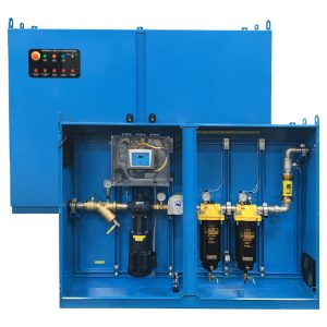 STS 7030 Enclosed Automated Fuel Maintenance Systems