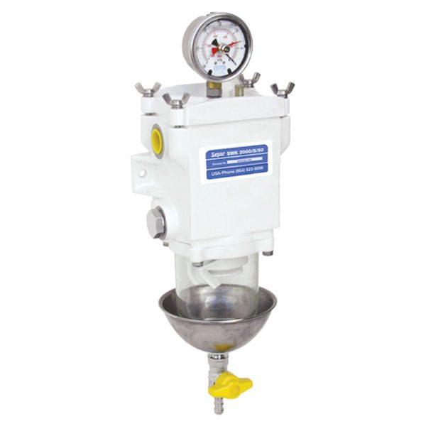 Separ SWK-2000/10 D-G Fuel Filter/Water Separator