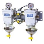 SWK-2000/10UKD – Duplex Separ Fuel Filter/Water Separator – 158 GPH