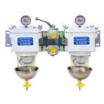 SWK-2000/18UKD-G – Duplex Separ Fuel Filter/Water Separator – 285 GPH