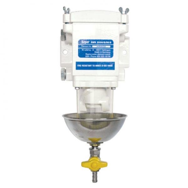 Separ SWK 2000/5/50 Fuel Filter / Water Separator