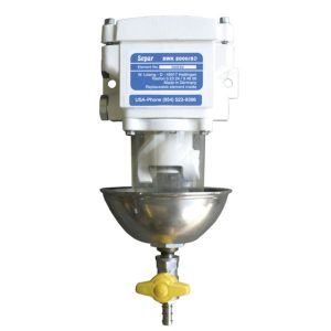Separ SWK 2000/5D Fuel Filter / Water Separator