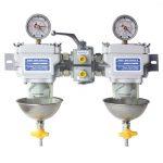 SWK-2000/5UKD – Duplex Separ Fuel Filter/Water Separator – 79 GPH