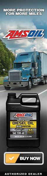 AMSOIL Synthetic Diesel Lubricants