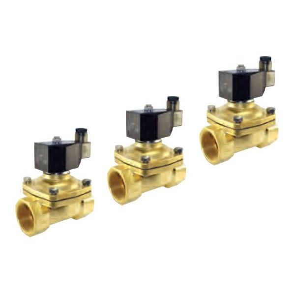 Multi-Point Solenoid Valves