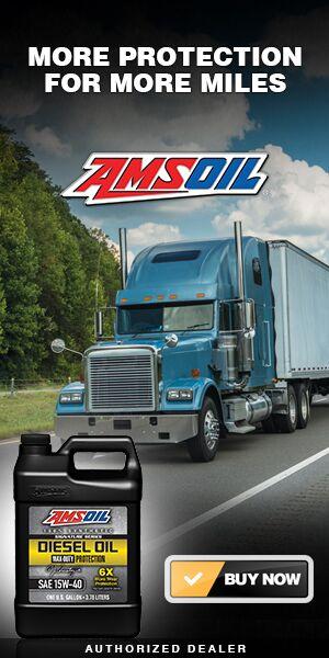 AMSOIL Synthetic Diesel Motor Oil