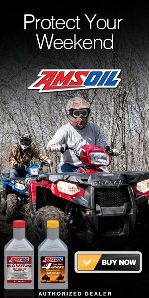 AMSOIL Synthetic Motor Oils for ATV & UTV Vehicles