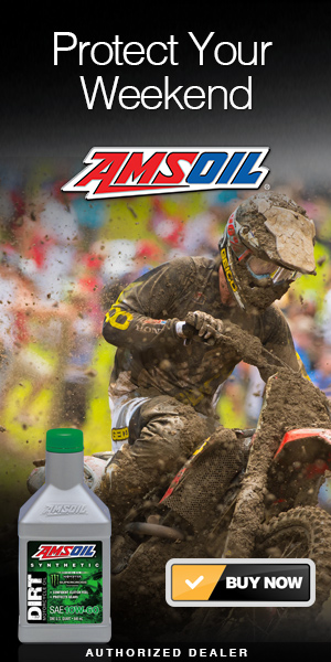 AMSOIL Synthetic Dirt Bike Motoroil