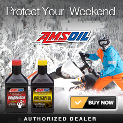 AMSOIL Synthetic Snowmobile Motoroil