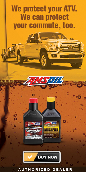 AMSOIL Synthetic ATV Motor Oil