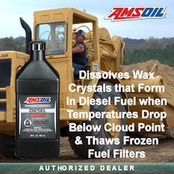 AMSOIL Diesel Recovery