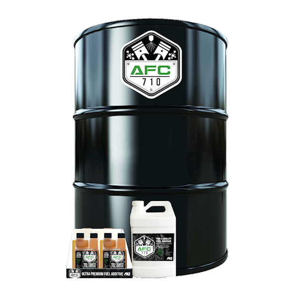 AFC-710 Diesel Fuel Catalyst & Tank Cleaning Additive (Tier 4 Compliant)