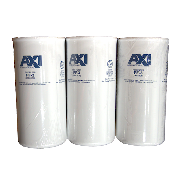 FF-3 Spin-On Filter - 3-Micron Particulate